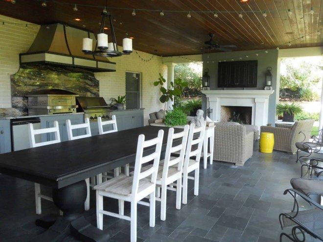 Outdoor Kitchen Furnished Campisi - DSCN0005